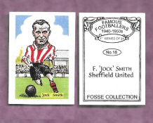 Sheffield United Fred Smith 18 (FC)